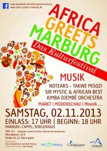 Poster DinA4  AgM