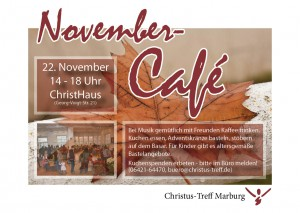 Flyer Nov-Cafe 2015
